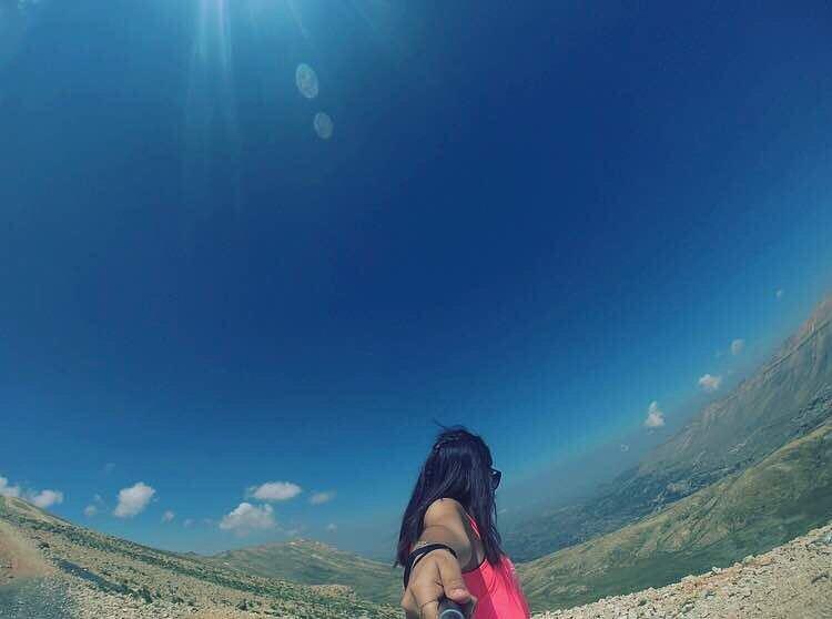 On the top of 🇱🇧 -ornet el sawda...