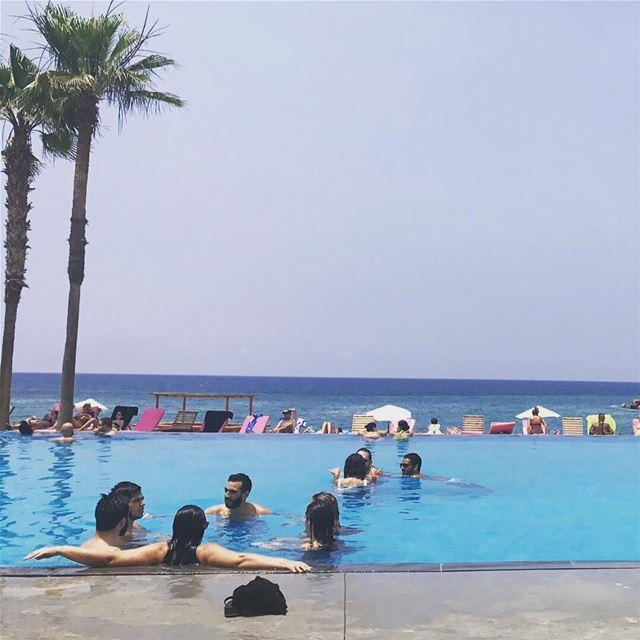 koa koabeachresort beaching beach🌊 whatsuplebanon picoftheday ... (Koa Beach Resort)