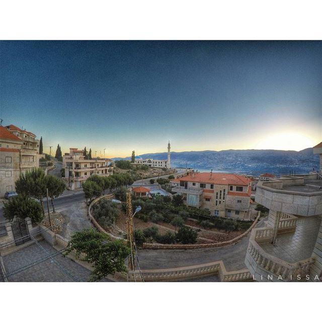 My little town, Baaloul! 💙💙 ..... Lebanon LiveLoveBekaa ... (Baaloûl, Béqaa, Lebanon)