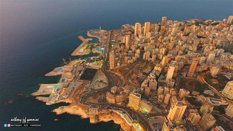 يا حبيبتنا بيروت ❤ citylife beirut lebaneseaustralian lebanon_hdr ...