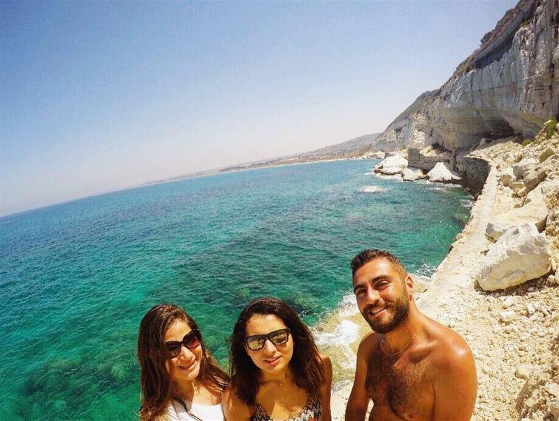 lebanon nakoura beard instagood wanderlust travelgram welltraveled ... (الناقورة / Al Naqoura)