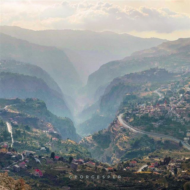 Holy Valley, Qadisha Lebanon 🇱🇧..... proudlylebanese ... (Valley of Saints - Qadisha)