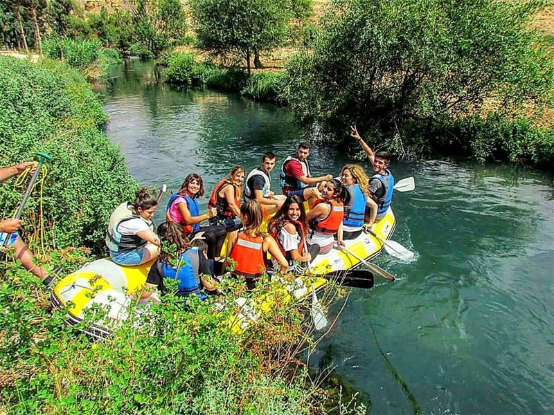 So much fun at  assiriver by @youssefgebran hermel  hermel_city  bekaa ...