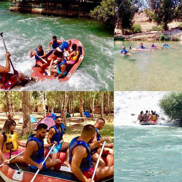 Enjoy your summer with us at Al Assi- river أستمتع بالصيف معنا على ضفاف ن
