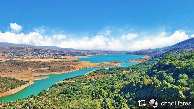 Repost from @chadi.fares I just Love Saghbine and the 10452 km2 of... (Saghbîne, Béqaa, Lebanon)