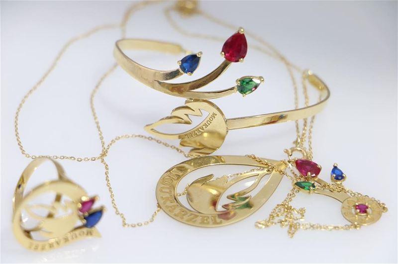jewelry jewelryoftheday jewlery jewlerygram gold instagold... (Beirut, Lebanon)