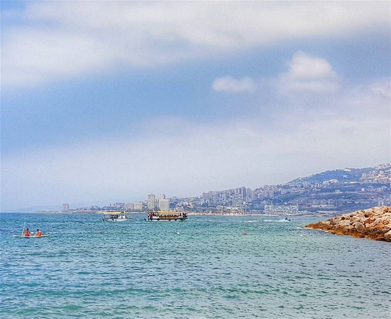 Happy monday beirut_lebanon hdrphotography lebanonbylocal summer ... (Lebanon)