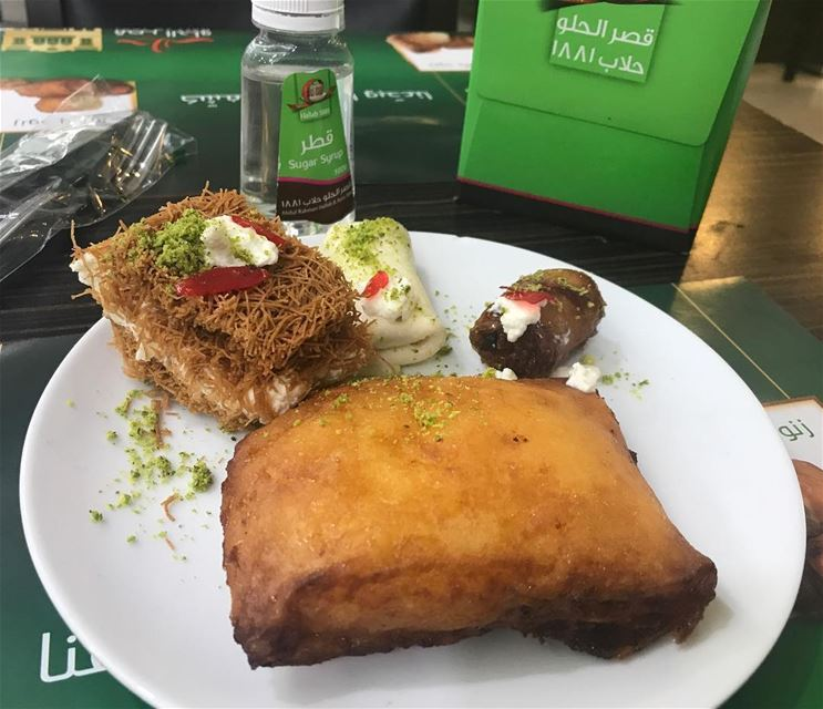 sweets traditionalsweets kashta hallab lebanon foodlover kitchen ... (Abdul Rahman Hallab&Sons)