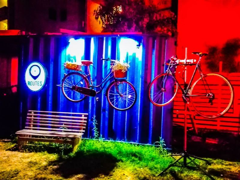 Choose your favorite... bicycle bikes twowheels flying colorful ... (Colonel Beer Brewery)