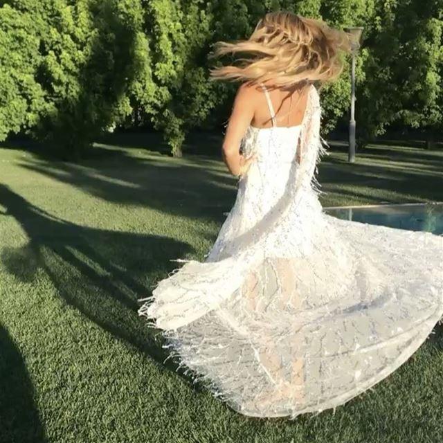 Absolutely L❤️VED my perfect fitting wedding gift from @bronxandbanco... (`Anjar, Béqaa, Lebanon)