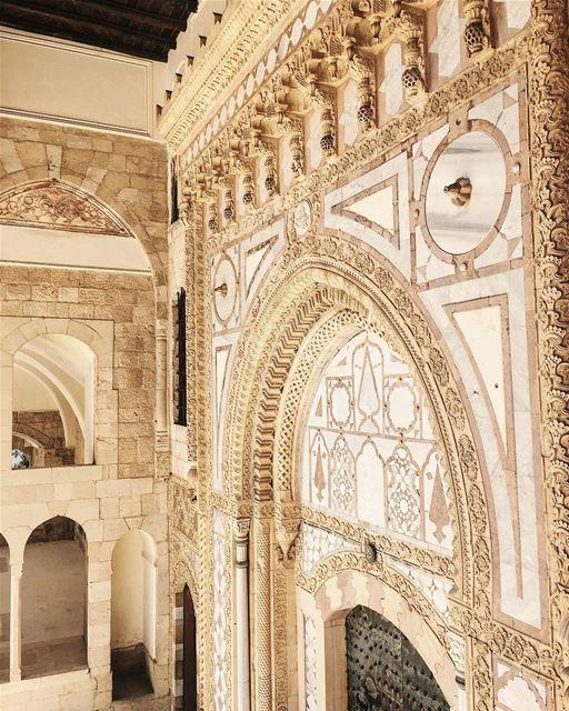 Beiteddine Palace. ... (Beiteddine Palace)