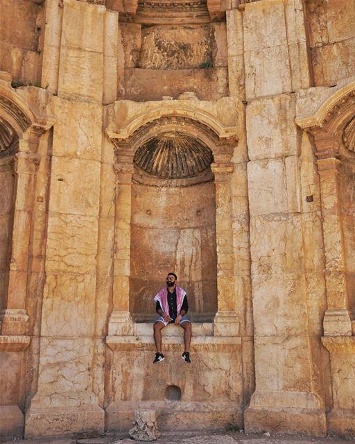 HELIOPOLIS • BAALBEK living_destinations lebanonbyalocal ... (Baalbek, Lebanon)