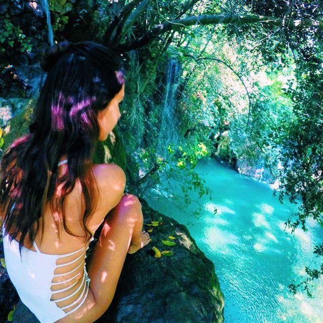 💦🌿 P A R A D I S E 🌿💦 Baakline Chouf Lebanon Paradise Nature ... (Baakline, Mont-Liban, Lebanon)