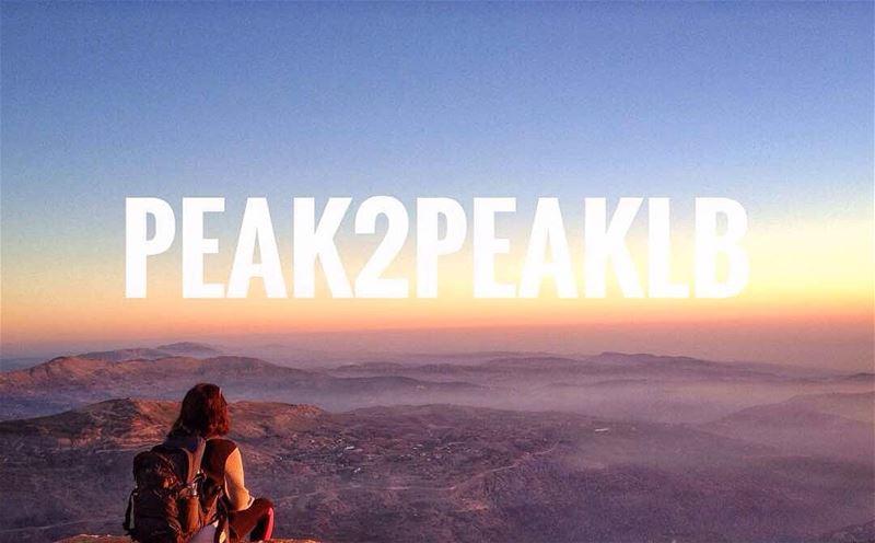 No Peak Is High Enough!! 🏔🇱🇧 peak2peaklb peak high enough ...