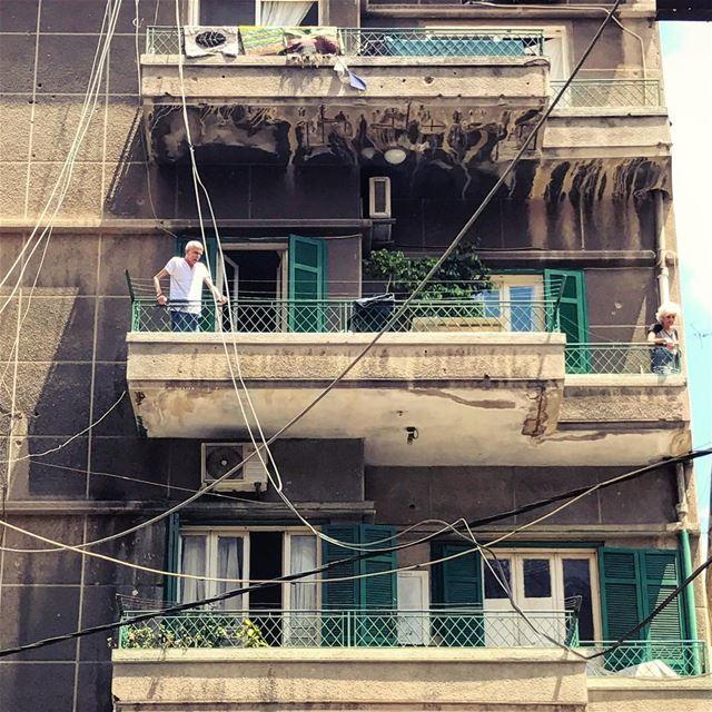 Pedestrian-watchers👫 Lebanon tb travel travelgram traveler wanderlust... (Beirut, Lebanon)