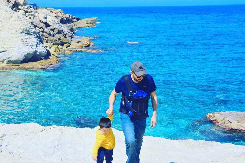Naqoura , South Lebanon travelblogger travelblog travelphotography ... (En-Naqourah, Liban-Sud, Lebanon)