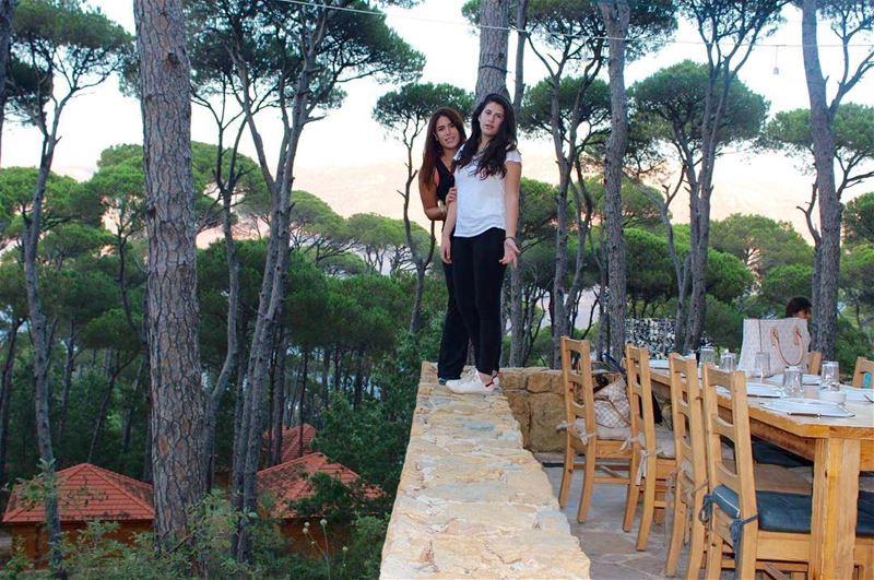 relaxationtherapy amazingview amazingplace insta_jezzine ... (Bkâssîne, Al Janub, Lebanon)