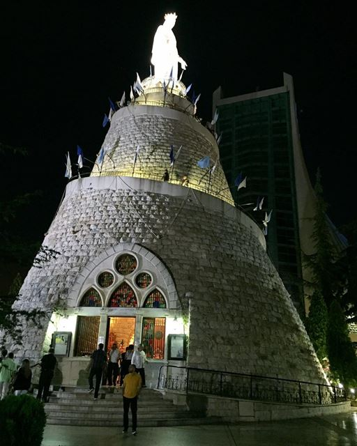Home ❤🙏🏼 (Harîssa, Mont-Liban, Lebanon)