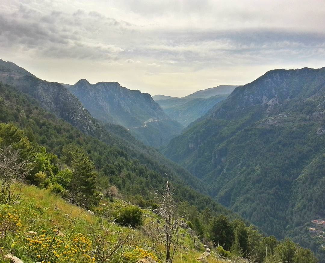A valley like no otherBehold Adonis valley adonis lebanon river ...