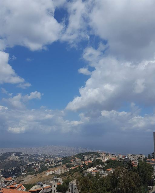 You see what you feel clouds sky heart beautiful picoftheday morning ... (Aley)