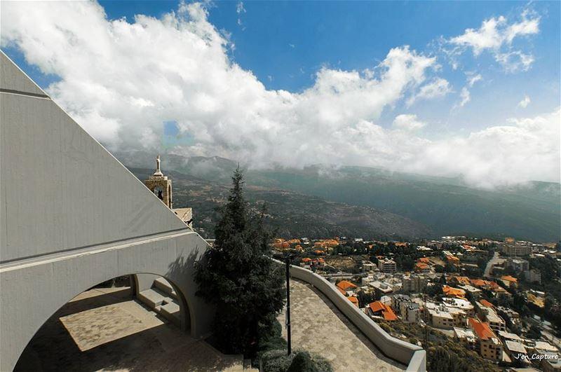Ehden ••• lebanon LebanonSpotlights Livelovelebanon liveloveehden ... (Saydet El Hosn - Ehden)