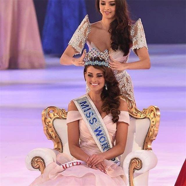 أجمل 10 ملكات جمال في العالم وأكثرهن تألقاً .... -ملكة جمال العالم 2014...