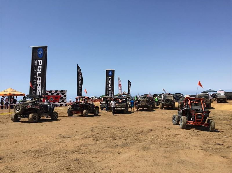 Get ready for this weekend's new Off-Road track for UTVs! zaarour ...