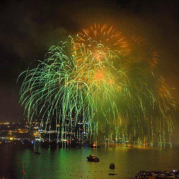 افتتاح مهرجانات جونية Lebanon Jounieh jouniehfestival livelovelebanon...