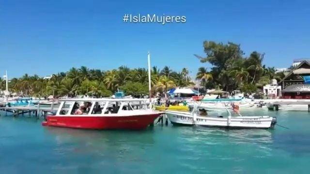 Island life... TakeMeTo RivieraMaya Full 🎥 link in my bio 🌏--- tb... (Riviera Maya)