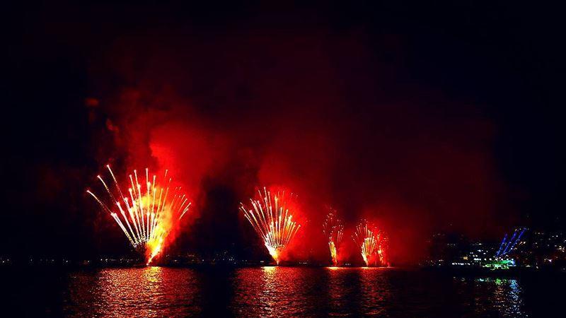 lebanon jounieh summer festival ... (جونية - Jounieh)