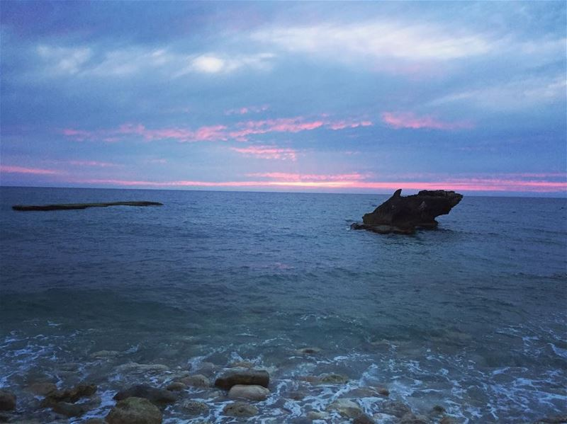 sunset sunsetview beautifulcolors reflection nolimits seaandsky ...