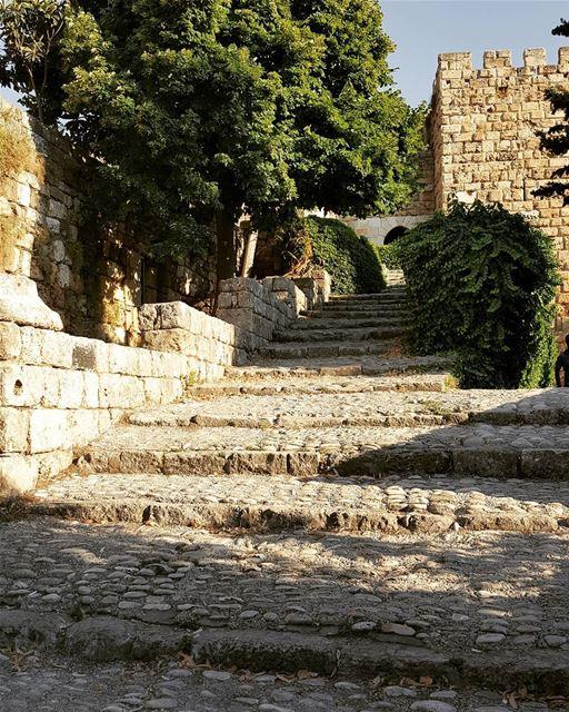 bybloscitadel romangods romanarcheology history steps ...