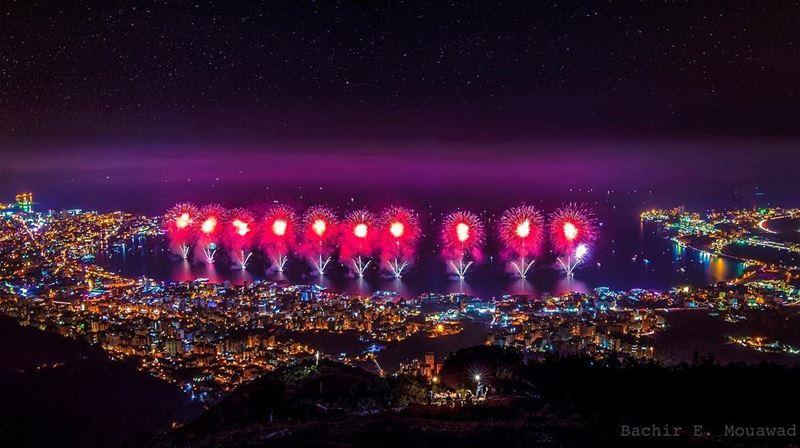 lebanon jounieh bay city festival jouniehfestival ...