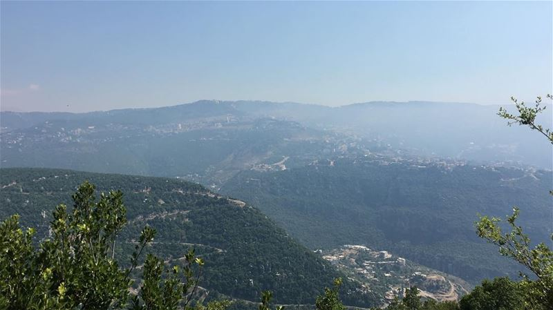 Yet again another breathe taking view from lebanon lebanonbeauty ...