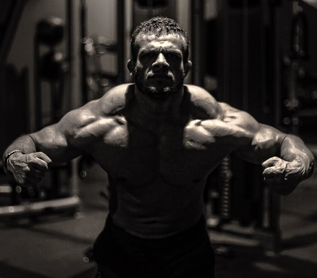 You will only achieve what the mind believe . bodybuilding gym training...