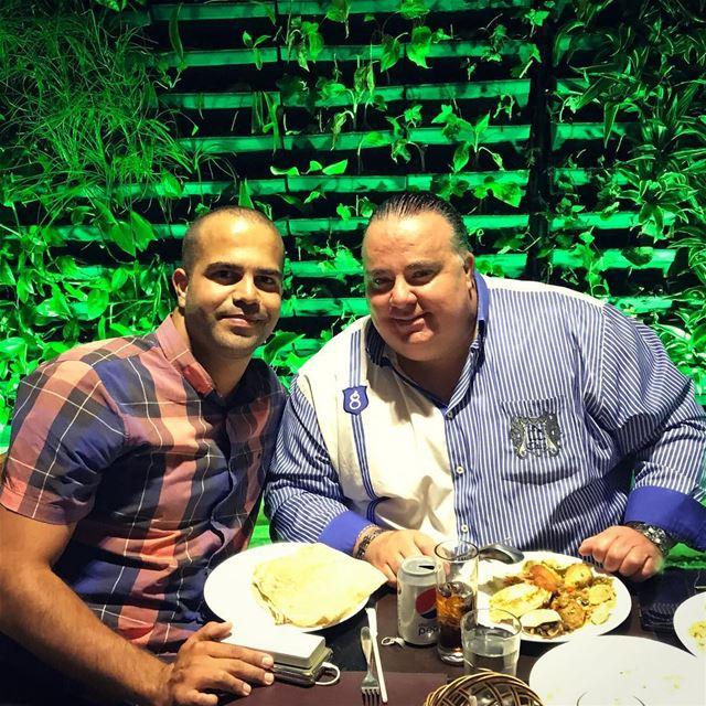 With brother @richardkhoury2 ❤️❤️ love you chef 👨🏼🍳 lebanon beirut ... (Lebanon)