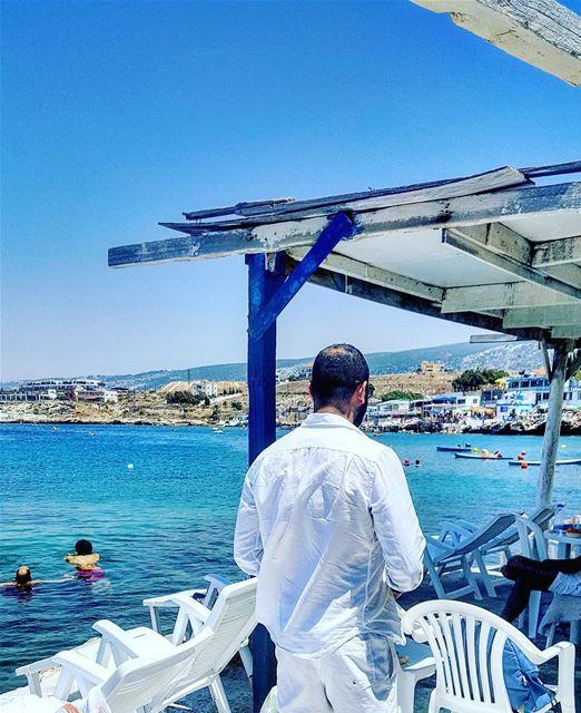 Summer vibes 🤗🌞🏖 Lebanon beach insta_lebanon beard beardedmen ...