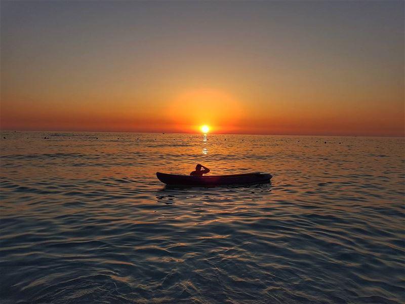 •Mesmerizing sunset• sunset lebanoninapicture lebanese summer 2017 ...