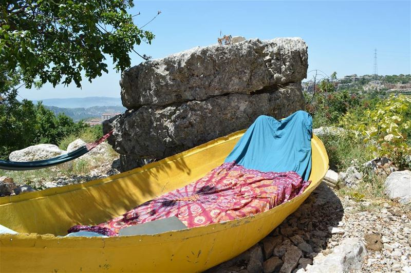 What about a morning boat trip through the mountains? loves_lebanon ... (Joolmood - Feytroun)