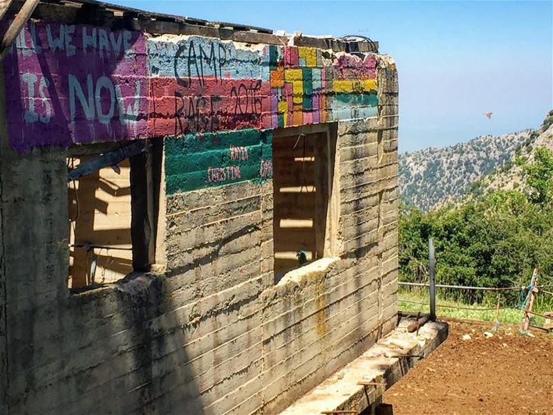 All we have is now 🙏 mylife myworld producer me lebanon fun ... (El Laklouk, Mont-Liban, Lebanon)