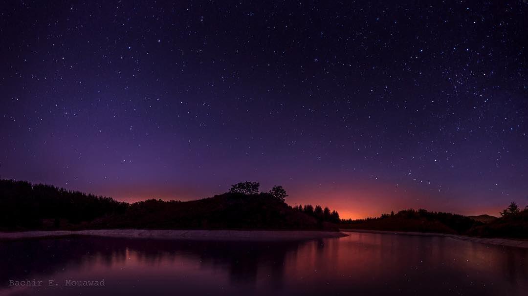 nightphotography nighthike night stargazing stars lac ...