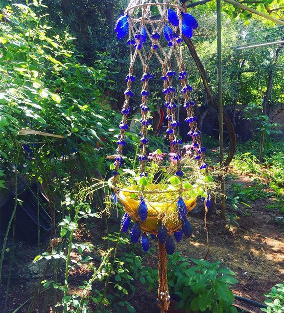 🌸... hangingvase hangingplant garden nature naturelovers ...