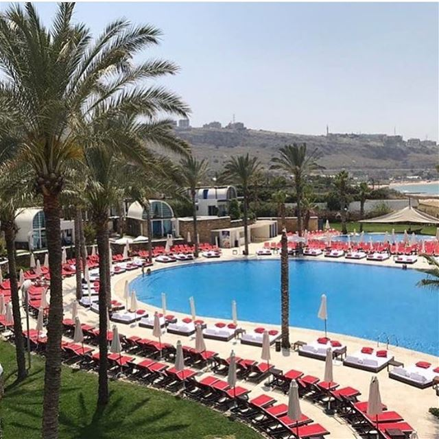 Goood morning lebanon!!!!!Are you ready to spend  ur summer vacation in... (Pangea Beach Resort)