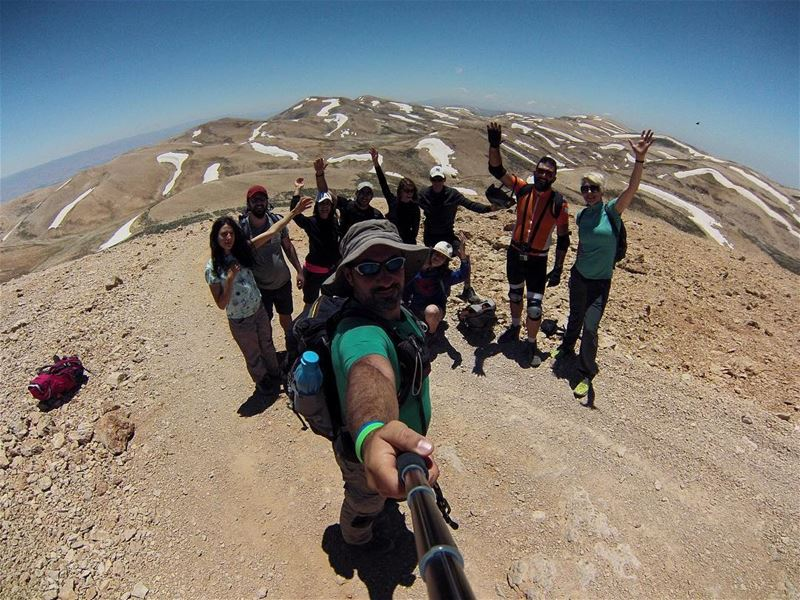 Ornet el sawda -- 3088m -- Summit of lebanon lebanon nature landscape ...