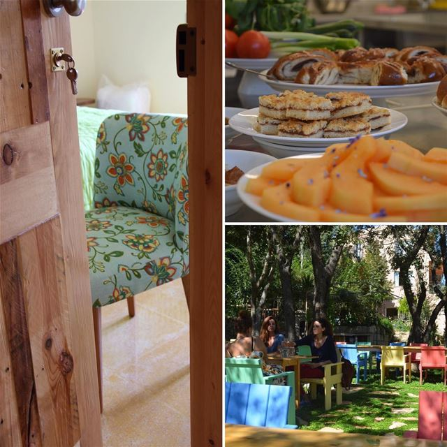 A weekend at Beit el Qamar... in the heart of the Chouf. lebanon getaway...