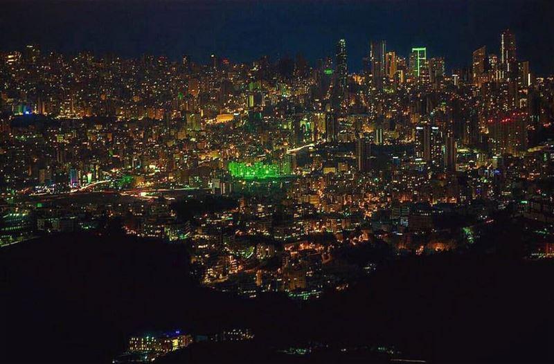 Amazing view from kahalePhoto by @salimabouzeid Share the beauty of ... (Kahale, Lebanon)