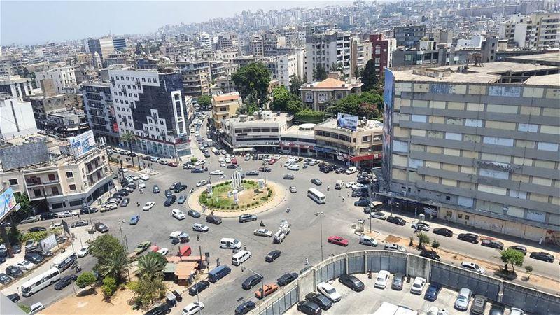 Tripoli by day - ساحة الله (Tripoli, Lebanon)