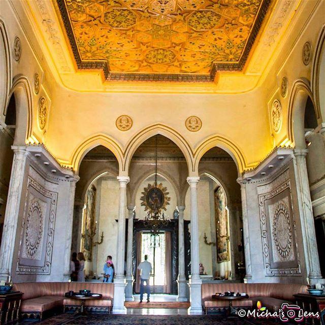 Inside Sursok palace ... lebanonbylocal discover961 lebanon ...