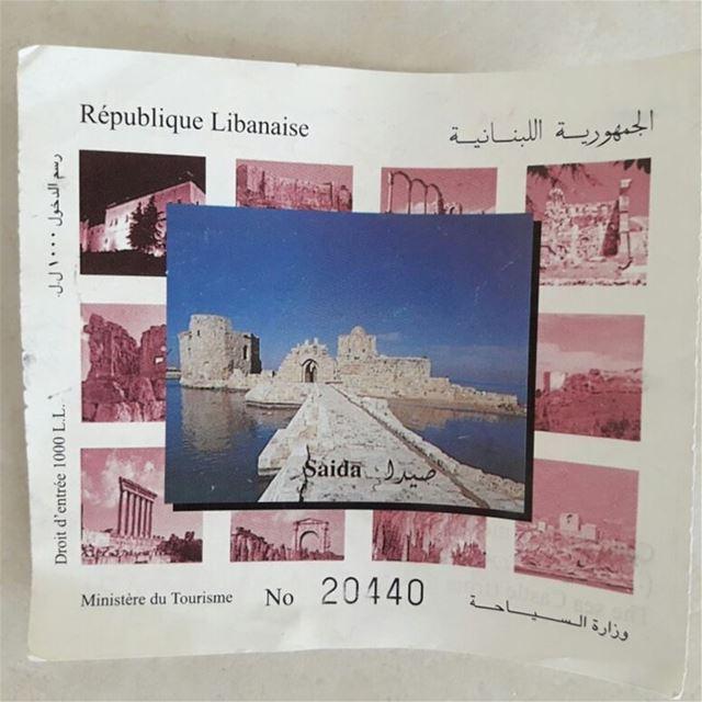Saida, Lebanon 🌲 mediterranean Saida Sidon LiveLoveSaida @livelove.said (Sidon Sea Castle)