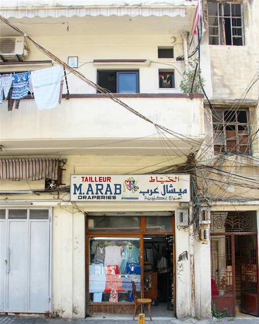 Back to work ✂👗 (El Mîna, Liban-Nord, Lebanon)